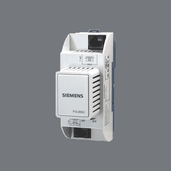 Коммуникационные модули Siemens Climatix