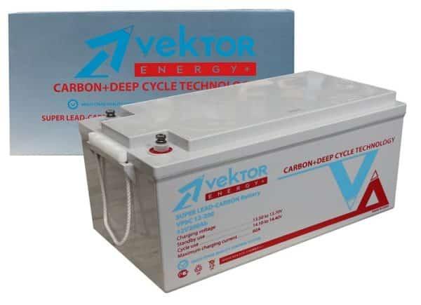 Vektor Carbon vpbc